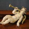 Statuetta d'angelo in Resina - Angelo Classic - Statue di angeli