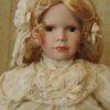 Vendita bambole in ceramica - Bambola Sadira - Bambole da collezione - Bambole in porcellana