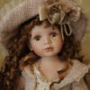 Vendita bambole in ceramica - Bambola Sofia Bambole da collezione - Bambole in porcellana