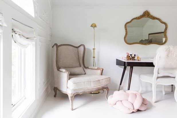 mobili in stile modernariato